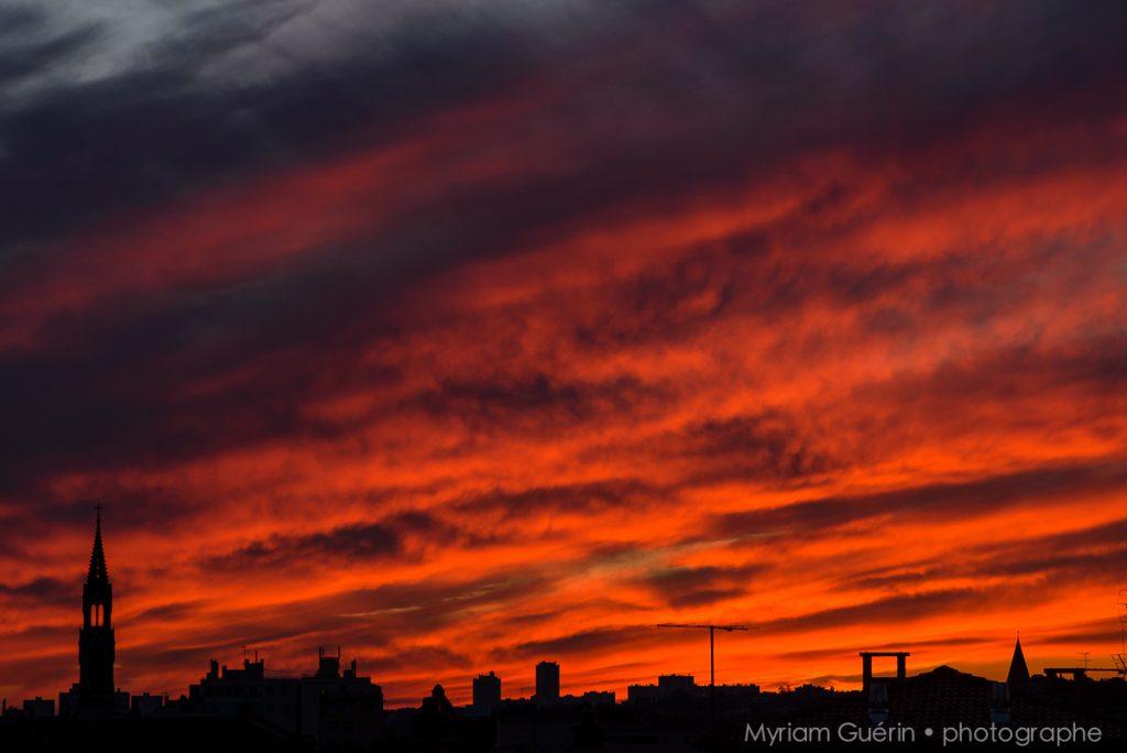 Rouge, Nîmes, 20 Octobre 2015
