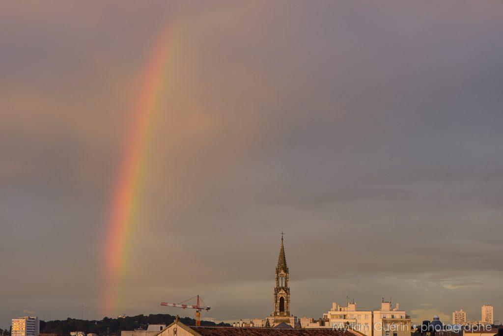 Vert - arc en ciel, Nîmes, 2 Mars 2016